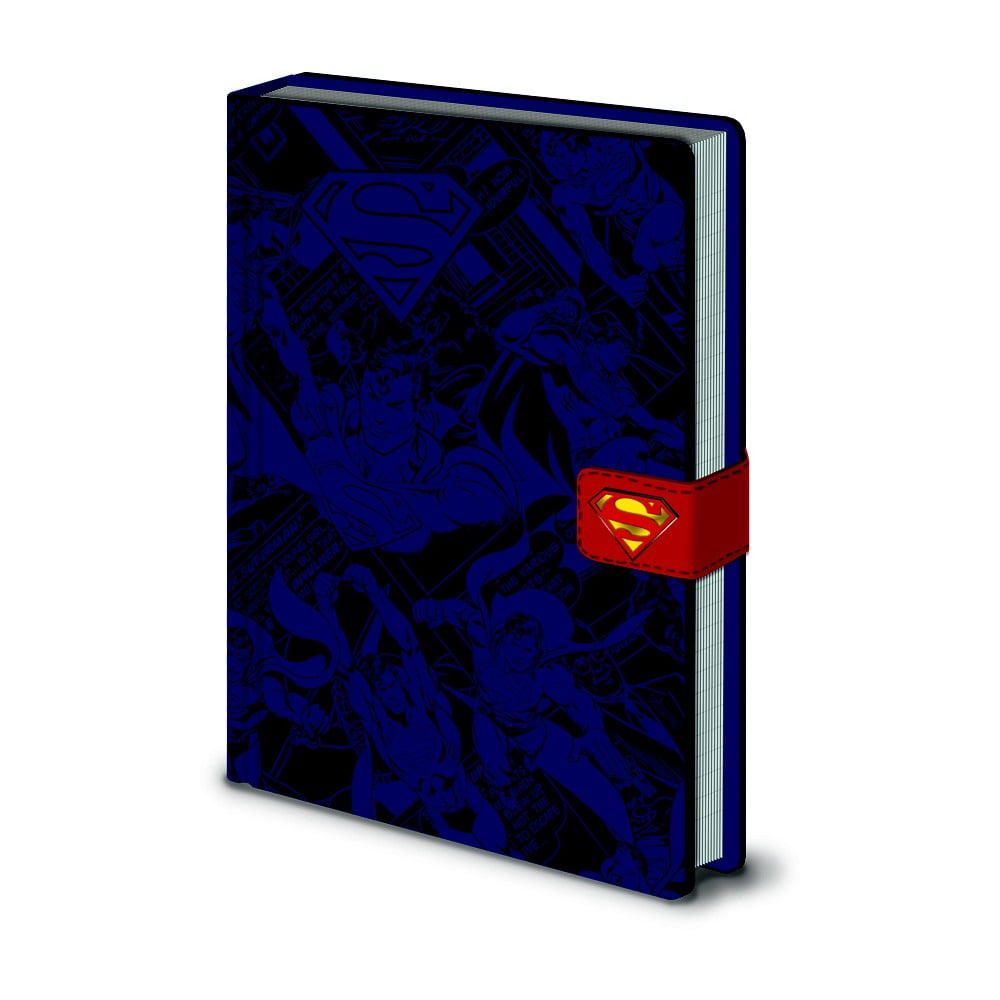 Zápisník A5 Pyramid International DC Comics: Superman 120 stran