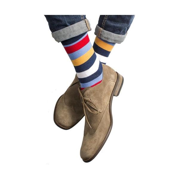 Čtyři páry ponožek Funky Steps Kirie, unisex velikost
