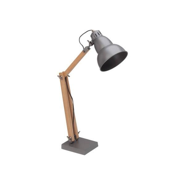 Stolní lampa Eric Grey