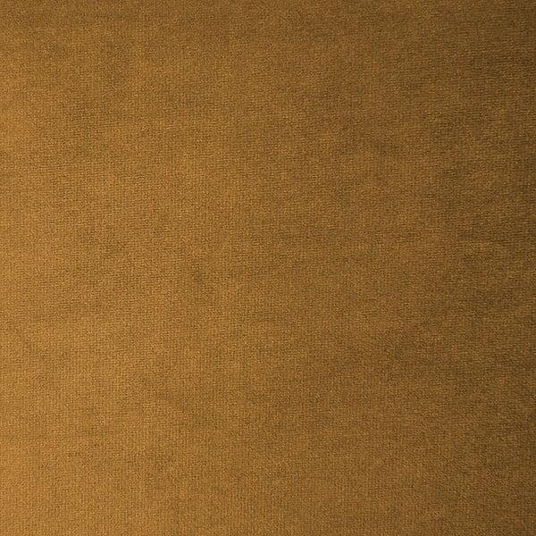 Tmavě žluté křeslo Vivonita Laurel