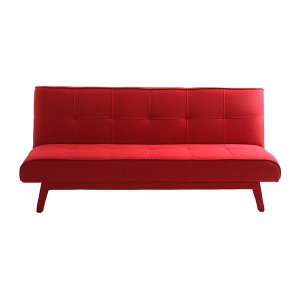 Canapea extensibilă 2 locuri Custom Form Modes, roșu