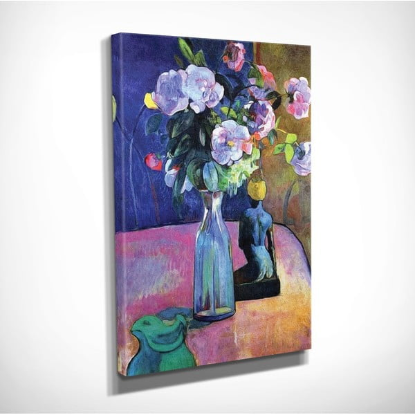 Nástěnná reprodukce na plátně Paul Gaugin, 30 x 40 cm