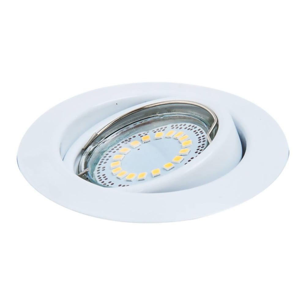 Bílé stropní/nástěnné světlo BRITOP Lighting CristalDream White