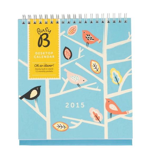 Stolní kalendář 2015 Desktop