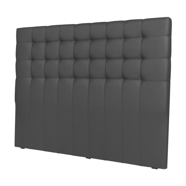 Šedé čelo postele Windsor & Co Sofas Deimos, 140 x 120 cm