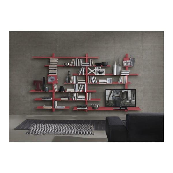 Knihovna Zefiro III Red