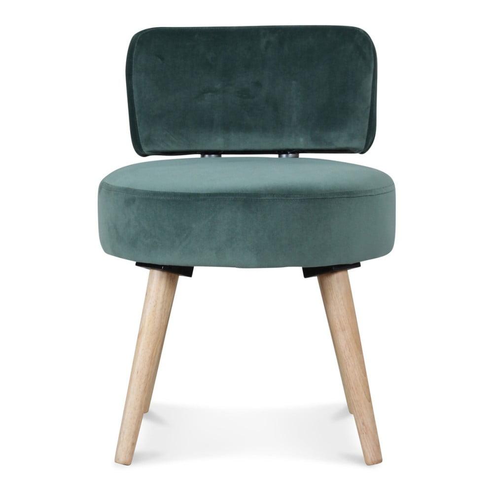Zelená židle Opjet Paris Heida