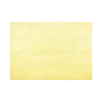 Suport pentru farfurie Tiseco Home Studio Melange Triangle, 30x45cm, galben