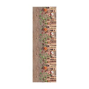 Vysoce odolný běhoun Webtappeti Mestolii, 58x80cm