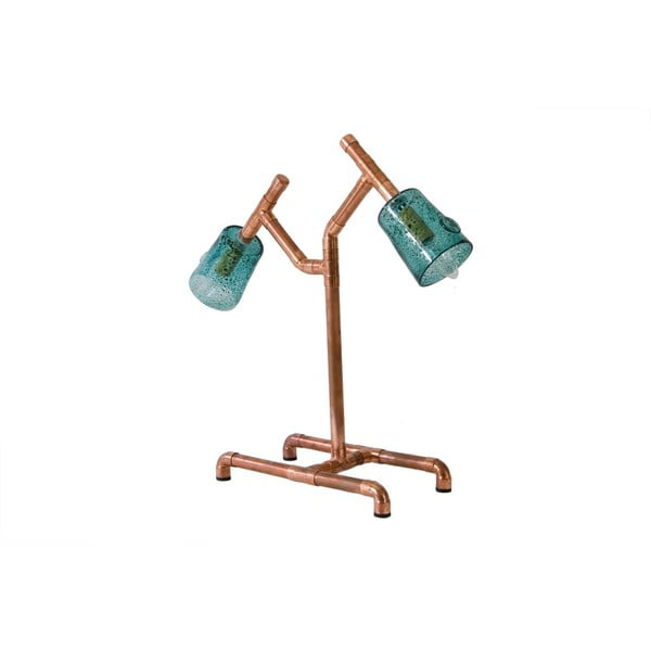 Stolní lampa Gie El Home Copper Pipe Double