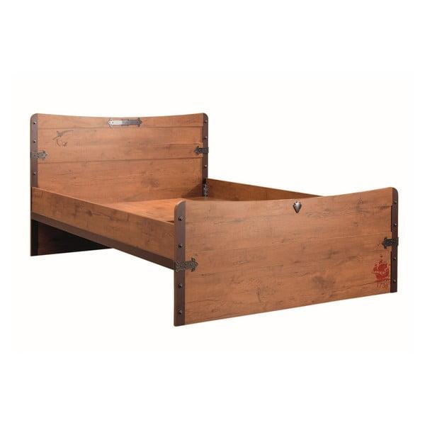 Jednolůžková postel Pirate Bed, 120 x 200 cm