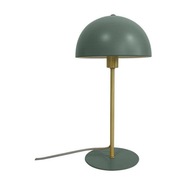 Zielona lampa stołowa Leitmotiv Bonnet