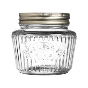 Zavařovací sklenice se šroubovacím víkem Kilner, 0,25 l