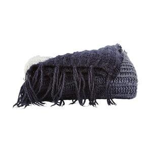 Deka KJ Collection Knit Blue, 170x130 cm