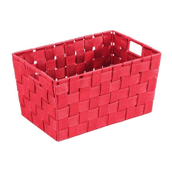 Červený košík Wenko Adria, 20x30cm
