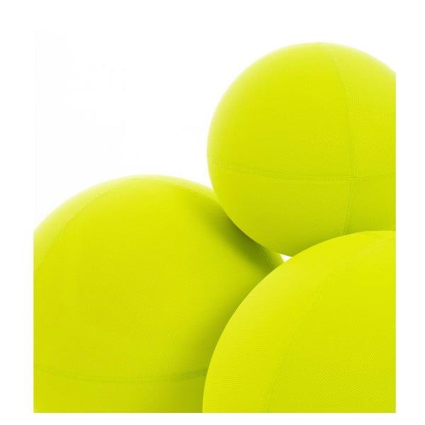 Sedací souprava Ball Modular Lime Punch