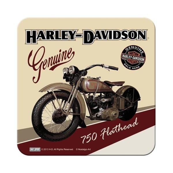 Sada 5 podtácků Postershop Harley