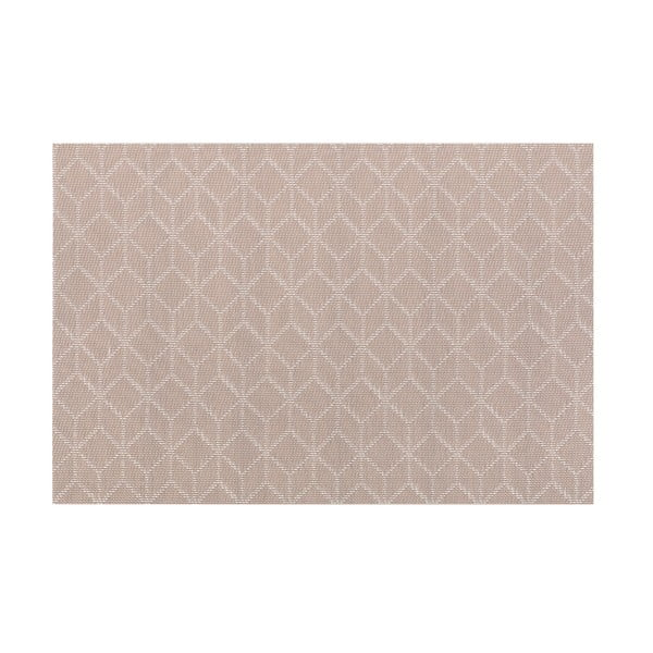 Hnedosivé prestieranie Tiseco Home Studio Cubes, 45 × 30 cm