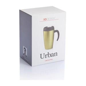 Zelený termohrnek XD Design Urban,400ml