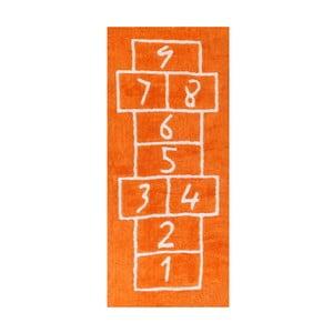 Koberec Pata Coja Naranja 90x200 cm