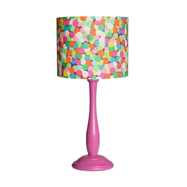 Stolní lampa Spotlight Pink