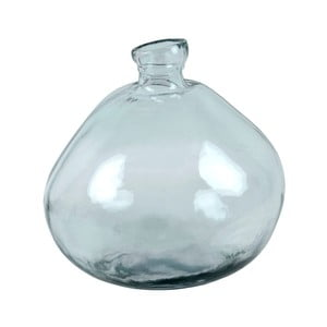 Váza z recyklovaného skla Ego Dekor SIMPLICITY, 33 cm