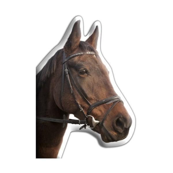 Polštářek Adorable Cushions Hnědý kůň