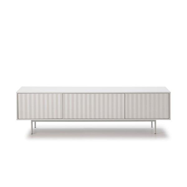 Bílý televizní stolek Teulat Sierra