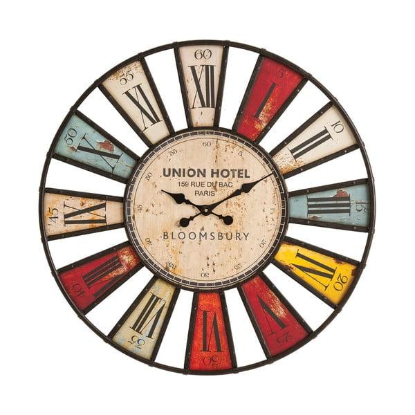 Nástěnné hodiny Vibrant, 80 cm