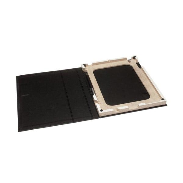 Obal na iPad 2/3/4, černý/bílý