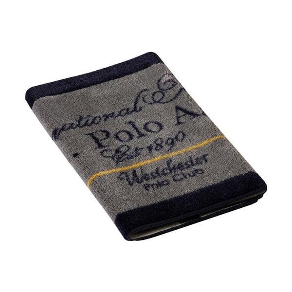 Koupelnová předložka U.S. Polo Assn. Dark, 60x100 cm