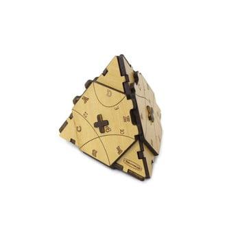 Puzzle din lemn RecentToys Tetraturn imagine