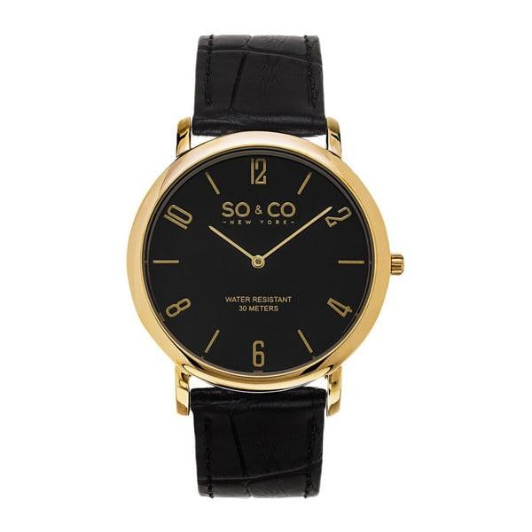 Pánské hodinky Madison Classic Gold/Black