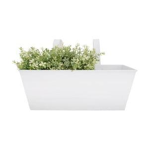 Jardinieră Esschert Design, alb