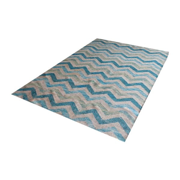 Vlněný koberec Kilim Sari, 155x240 cm