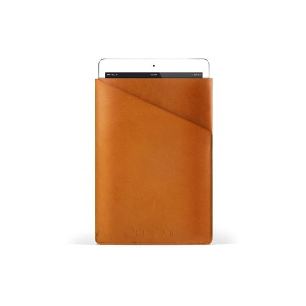 Obal Mujjo Slim Fit na iPad Air Tan