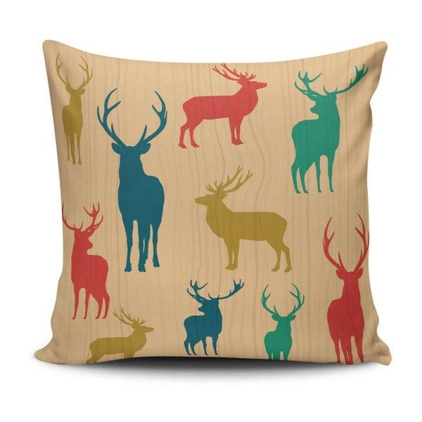 Deers díszpárna, 45 x 45 cm