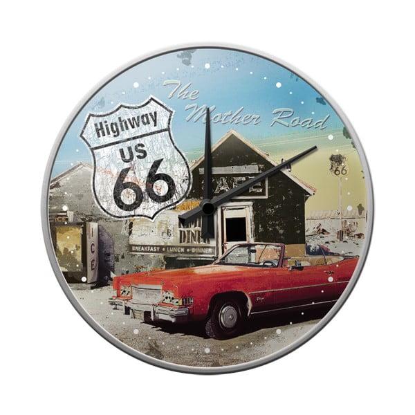 Hodiny Highway US 66 I