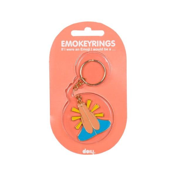 Přívěsek na klíče DOIY Emokeyrings Praise