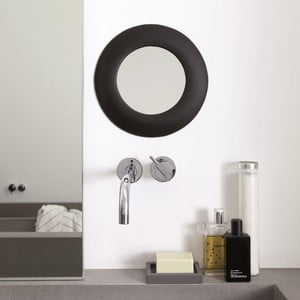 Samodržící zrcadlo Miembrame, černé