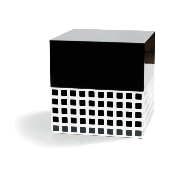 Šperkovnice JewelCUBE Piazza Black