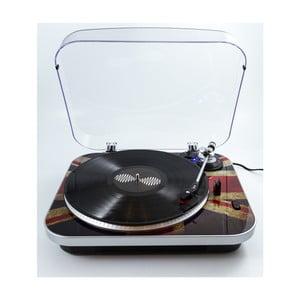 Gramofon s rádiem GPO Jam T188-SP