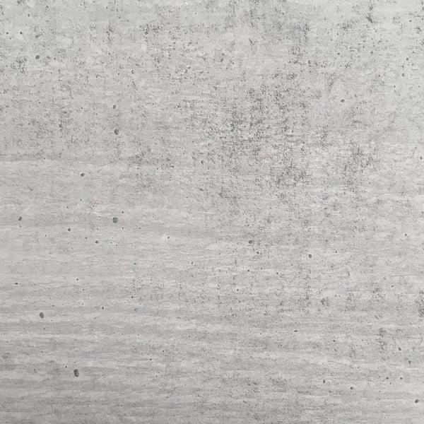 Šedo-bílý konferenční stolek s výklopnou deskou Tomasucci James