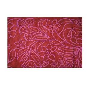 Vlněný koberec Petal, 121x182 cm