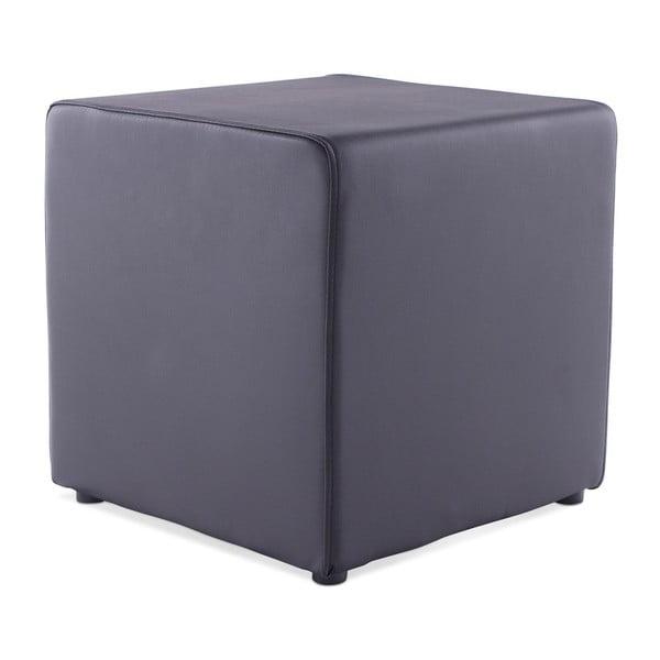 Černý puf Kokoon Rubik
