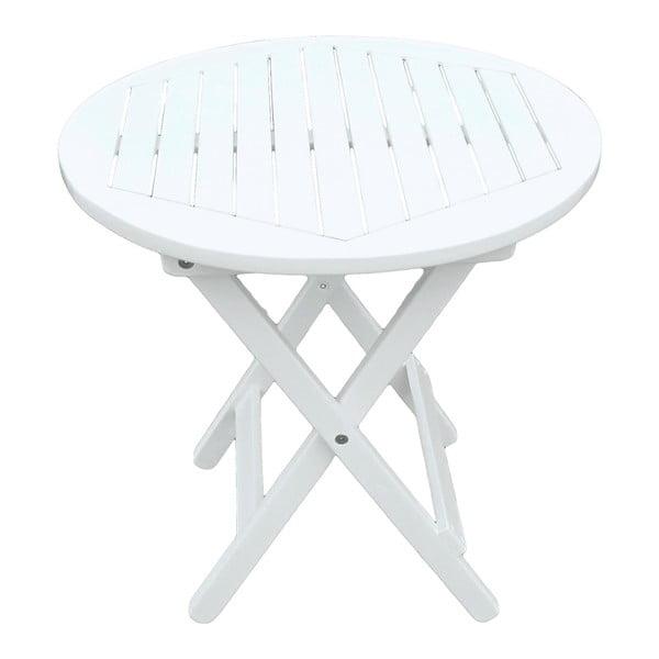 Mesa összecsukható kerti asztal, eukaliptuszfából - ADDU