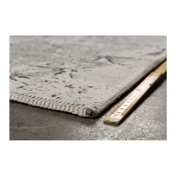 Šedý koberec Zuiver Miller, 200x300cm