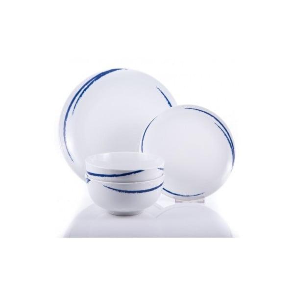 Porcelánový set Atlantic, 12 ks