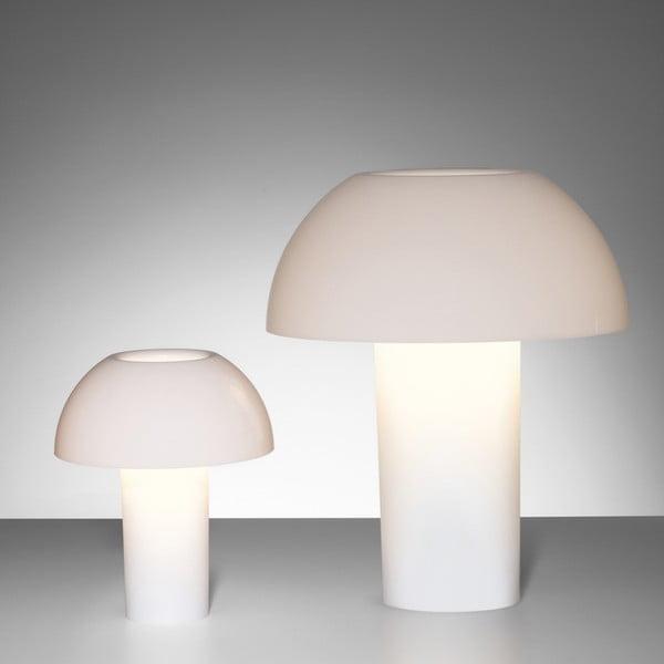Stolní lampa Colette L003TA, transparentní