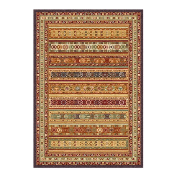Béžovo-hnědý koberec Universal Nova, 160x230cm